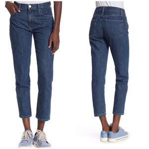 NWT Current/Elliott The Vintage Cropped Slim Jeans